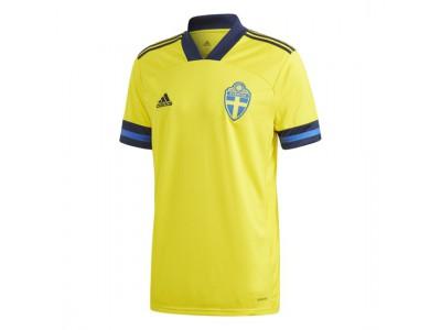 Sverige Hjemme Trøje EM 2020 - fra adidas