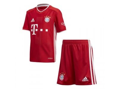 FC Bayern hjemme minisæt 2020/21 - små drenge