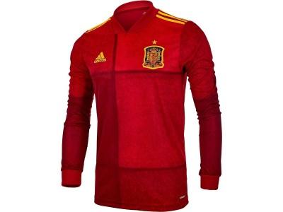 Spanien hjemme trøje L/Æ EM 2020 - fra adidas