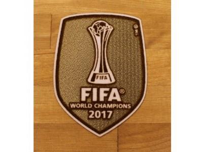 FIFA CWC vinder 2017 Mærke - voksen