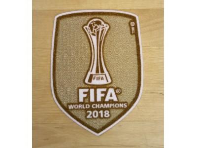FIFA CWC vinder 2018 Mærke - voksen