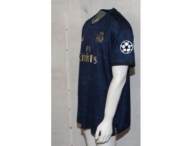 Real Madrid ude trøje 2019/20 - fejl