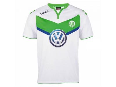 Wolfsburg hjemme trøje 2015/16 - børn