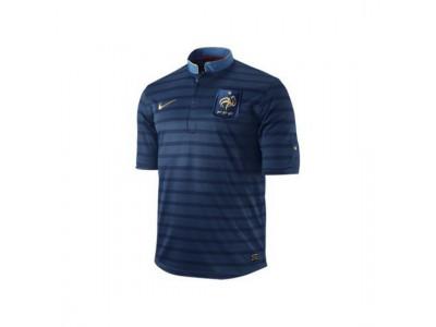Frankrig hjemme trøje EM 2012 børn
