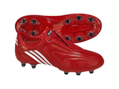 F50 i tune it fodboldstøvler - rød