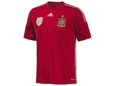 Spanien hjemmetrøje - VM 2014
