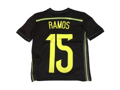 Spanien ude trøje 2014 - børn - Ramos 15