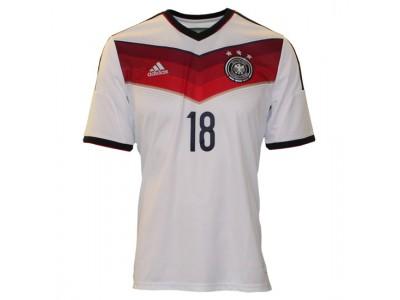 Tyskland hjemme trøje - Kroos 18
