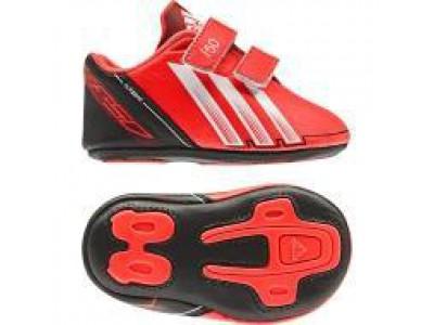 Adidas F10 IN J Messi indendørssko - vugge - rød