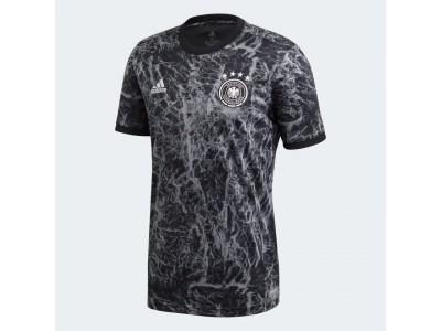 Tyskland pre-match trøje 2020/22 - fra adidas