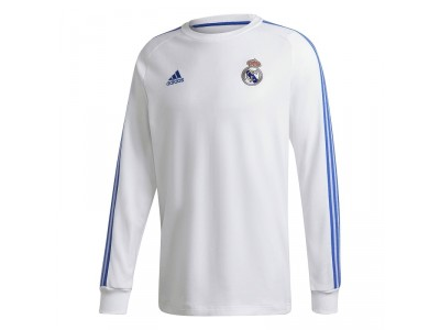 Real Madrid icons retro trøje L/Æ - hvid
