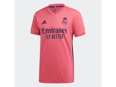 Real Madrid ude trøje 2020/21 - fra adidas