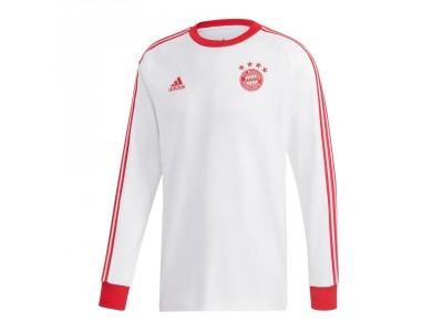 FC Bayern München icons retro trøje - hvid