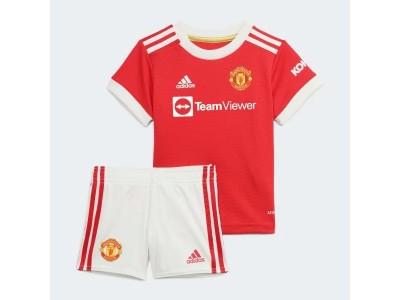Manchester United hjemme sæt 2021/22 - baby