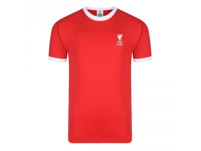 Liverpool 1973 #7 retro hjemme trøje