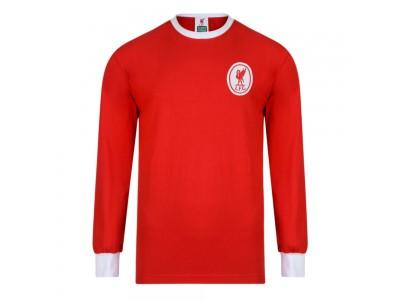 Liverpool retro trøje L/Æ 1964