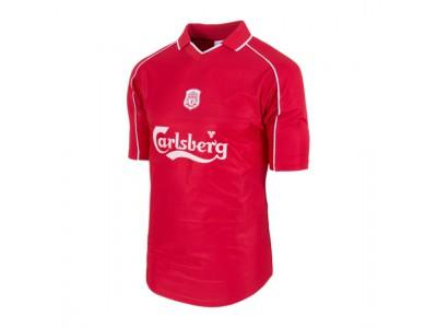 Liverpool 2000 retro hjemme trøje