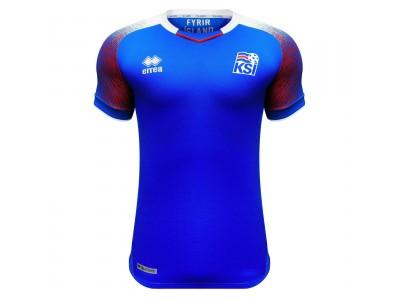 Island hjemme trøje VM 2018