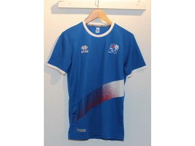 Island player's trænings trøje VM 2018