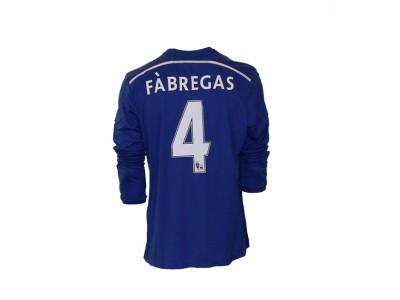 Chelsea hjemme trøje L/Æ - Fabregas 4