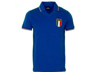 Italien VM 1982 retro hjemme trøje - fra Copa