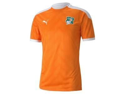 Elfenbenskysten stadion trøje 2021/22 - fra Puma