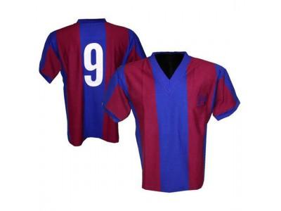 FC Barcelona retro trøje 1970erne - Cruyff 9
