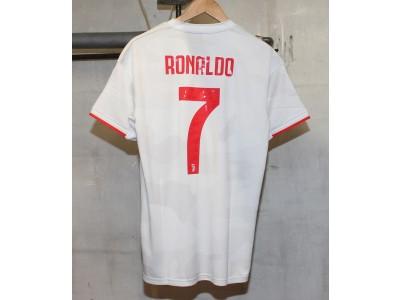 Juventus ude trøje 2019/20 - Ronaldo 7