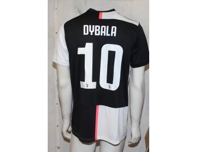 Juventus hjemme trøje 2019/20 - Dybala 10