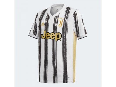 Juventus hjemme trøje 2020/21 - børn - fra aDidas