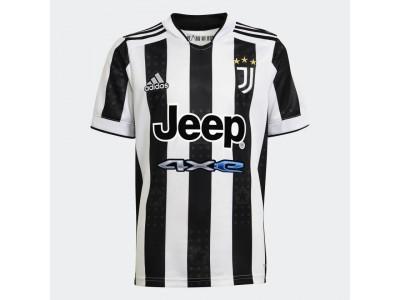 Juventus hjemme trøje 2021/22 - børn - fra adidas