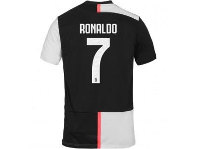 Juventus hjemme trøje 2019/20 - børn - RONALDO 7