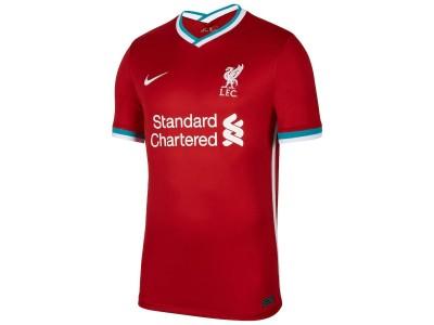 Liverpool hjemme trøje 2020/21 - børn - fra Nike