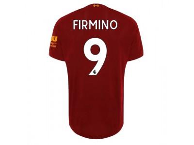 Liverpool hjemme trøje 2019/20 - Firmino 9