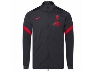 Liverpool Grå Strike Jakke 2020/21