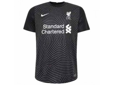Liverpool Hjemme Målmands Trøje 2020/21 - børn