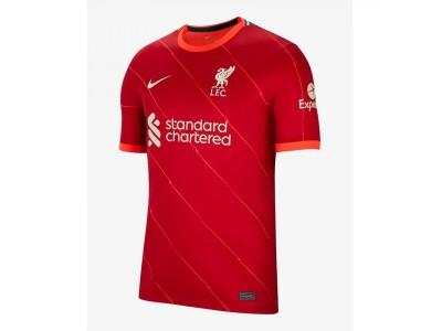 Liverpool hjemme trøje 2021/22 - børn - fra Nike
