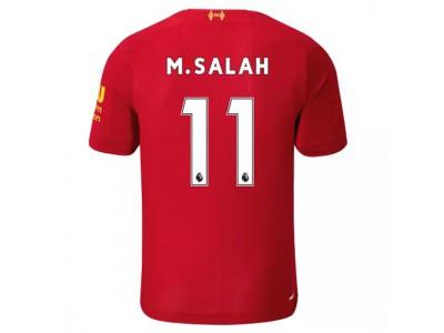 Liverpool hjemme trøje 2019/20 - M. Salah 11 - børn