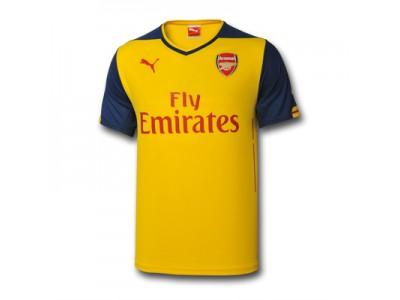 Arsenal ude trøje 2014/15 - børn