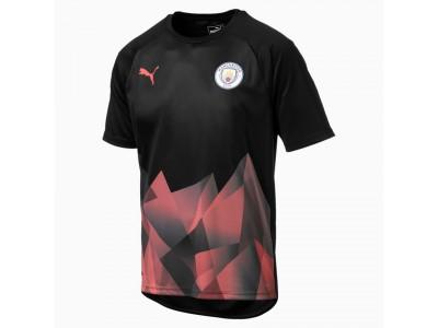 Manchester City pre-match trøje Cup 2019/20