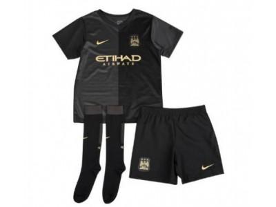 Manchester City ude minisæt 2013/14