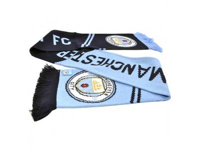 Manchester City halstørklæde vertigo - nyt logo