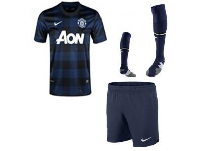 Manchester United ude sæt 2013/14 - børn