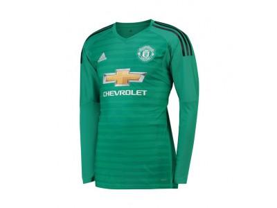 Manchester United målmandstrøje 2018/19