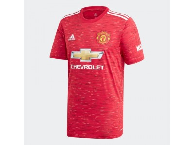 Manchester United hjemme trøje 2020/21 - fra adidas