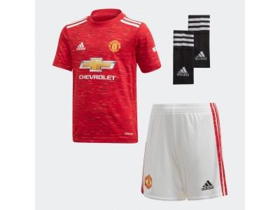 Manchester United hjemme minisæt 2020/21 - små drenge