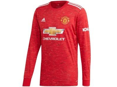 Manchester United hjemme trøje L/Æ 2020/21