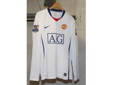Manchester United ude trøje 2008/09 - FLY 2