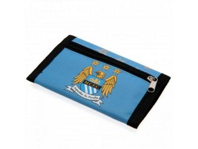 Manchester City pung - lyseblå