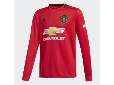 Manchester United hjemme trøje L/Æ 2019/20 - børn